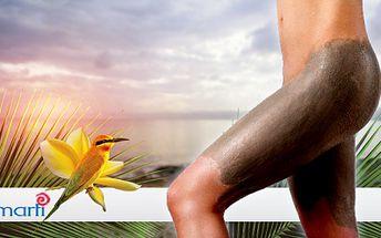 Jen 399 Kč za hubnoucí zábal s masáží za použití italské kosmetiky Robeus! Dopřejte si účinky thermoaktivního bahna z Mrtvého moře s mořskými řasami! Sleva 67%!