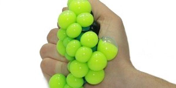 Vymačkejte svůj stres z hračky SlizzBall jen za 119 Kč! Vybírejte ze 2 barev!