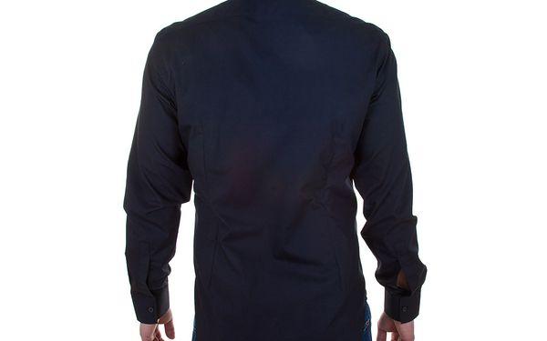 02 Pánská košile Calvin Klein - černá
