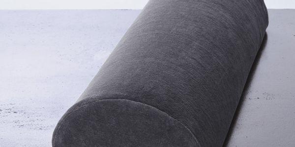 Polštářek ve tvaru půlválce