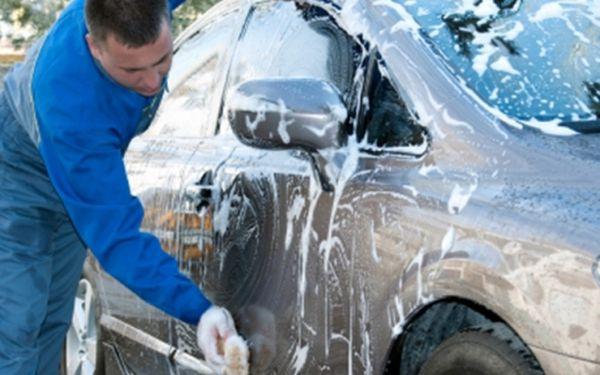 Kompletní mytí auta: výběr ze 3 špičkových čisticích programů! Již od 560 kč v automyčce forsage!!!..