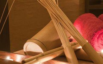 Praha: Klasická masáž zad + masáž rukou v salonu LUSIEN! Maximální uvolnění těla a mysli