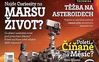 TAJEMSTVÍ VESMÍRU – objevování a dobývání kosmu. Nový populárně-naučný měsíčník z rodiny 100+1. Start 7.9.2012. POZNEJTE NEKONEČNO!