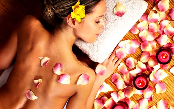 60minutová thajská masáž