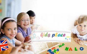 Kupte svým dětem praktický dárek, zažijí spoustu legrace a ještě si přitom zdokonalí anglický jazyk! Přiveďte své děti si pohrát v angličtině! 10 LEKCÍ HRAVÉ ANGLIČTINY pro děti od 8. měsíců do 6 let za báječných 630 Kč!