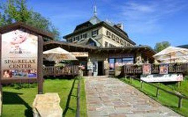 3 denní relaxace ve Špindlerově mlýně s neomezeným vstupem do wellnes centra pro 2 osoby