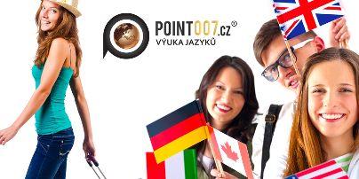 Jazyková škola Point 007