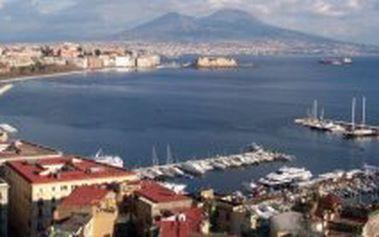 4 denní letecký pobyt v Italské Neapoli jen za 7590,- Kč. Podzimní romantika na jihu Itálie