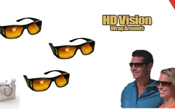 Sleva na brýle HD Vision pro sportovce a řidiče ny...