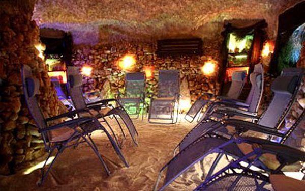 5 vstupů do solné jeskyně za 240 Kč!