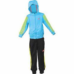 Dětská souprava adidas yb s hooded pes track suit