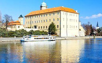 Lázně Poděbrady pro dva na 3 dny! Užijte si wellness víkend se snídaní, pivní koupelí i zábalem!