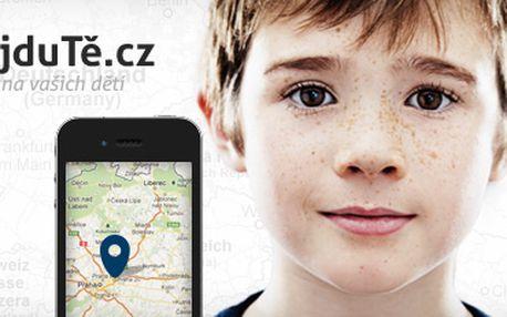 OCHRANA VAŠICH DĚTÍ: ASISTENČNÍ SLUŽBA NAJDU TĚ na dva měsíce za 199 Kč!! Efektivní lokalizace dítěte pomocí mobilního telefonu!! Do 9,5 sec. budete mít zprávy o poloze Vašeho dítěte, i bez GPS!!