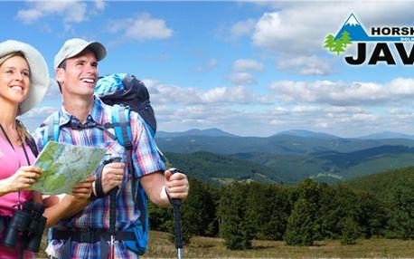 3 - denní pobyt pro dva s polopenzí v pohádkovém údolí Malé Úpy!