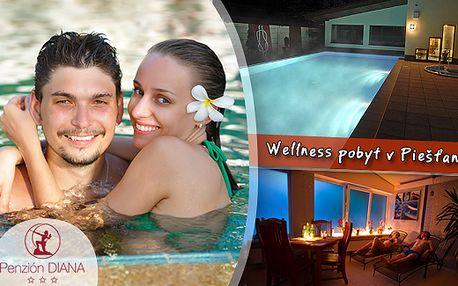 Užívajte si relax a pohodu v Piešťanoch. Pobyt v kúpeľnom meste.