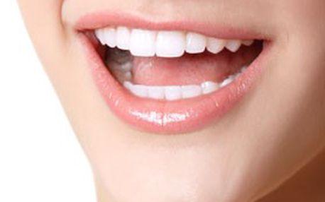 Zářivý úsměv s 3 sady White Light pro DOMÁCÍ BĚLENÍ ZUBŮ! Rychlý a efektivní systém bělení