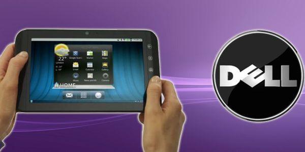 Dell Streak 7 nabízí výkon a přenositelnost 7 tabletu se systémem Android!