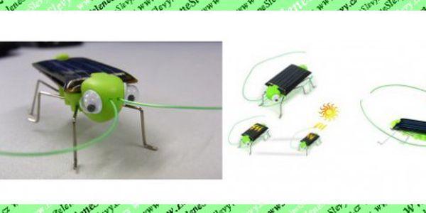 Solární kobylka - skvělá hračka nejen pro děti za neuvěřitelnou cenu 75 kč vč.POŠTY!