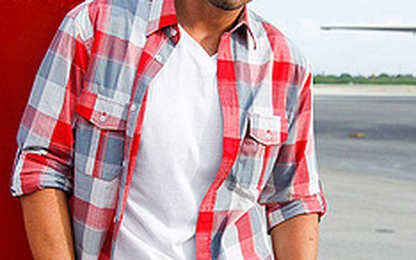 Košile s dlouhými rukávy