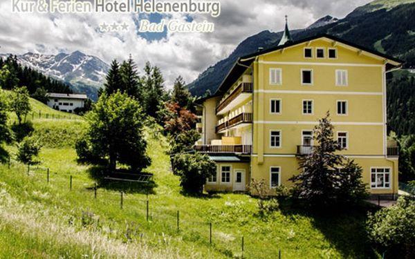 Babí léto v Alpách pro dva