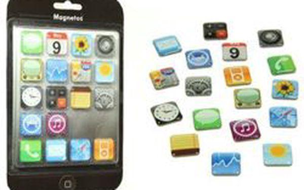 iMagnesy je skvělý dárek pro všechny fanoušky Steveho Jobse a pro ty, kteří sní o iPhone. Za neuvěřitelných 299 kč.