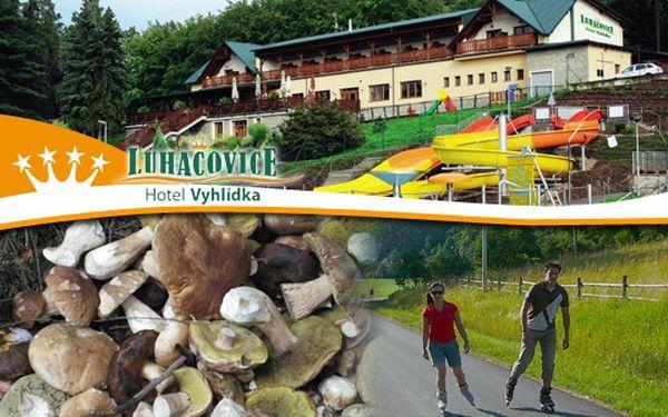Pobyt pro 2 na 3/4/6 dnů v Luhačovicích od 1995 Kč