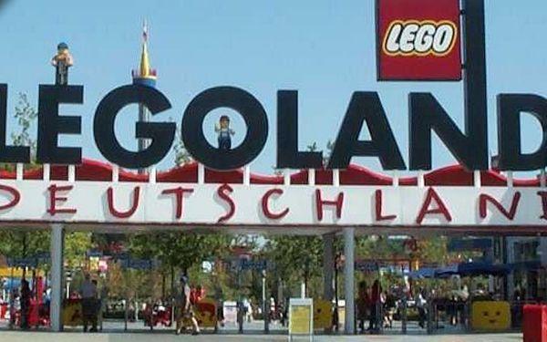 Fantastický výletdoněmeckého Legolandu 28.9– celodenní vstupenka do Legolandu, doprava pohodlným autobusem tam a zpět. Lego, spoustu atrakcí, horské dráhy a další zábava!