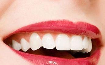 Exkluzivní metoda bělení zubů za jedinečnou cenu 777 Kč! WhiteScience má fantastické výsledky. Zářivější úsměv změní Váš život k lepšímu. Smějte se s jistotou!