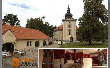 Zámecký hotel Ctěnice, romantický relax pro 2 osoby na 2 noci, polopenze, odpolední šálek čaje se sladkým potěšením, lahev vína a piknik v zámecké zahradě! Nově otevřený a zrekonstruovaný hotel Ctěnice nabízí nadstandardní ubytování v romantickém zámeckém komplexu v severovýchodní části Prahy.