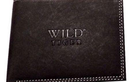 Pánská kožená peněženka nové kolekce tiger 2012 od značky wild! Dárek, který splní vaše očekávání