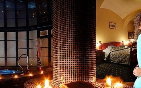 Užijte si ve dvou 3 denní romantický pobyt s relax a wellness procedurami v Hotelu Morris **** Česká Lípa