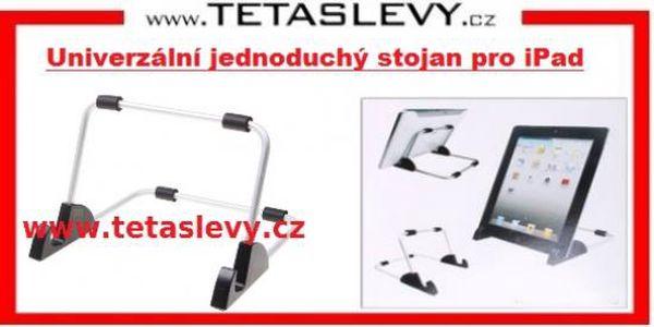 Univerzálně nastavitelný stojánek na tablet - ipad za cenu 210kč poštovné je zdarma
