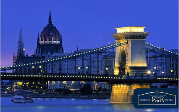 Největší lázeňské město na světě s úchvatnou atmosférou. Poznejte Budapešť!