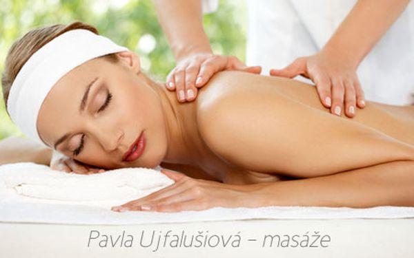 Rozmazlujte se báječnou masáží za skvělou cenu! Potřebujete k tomu slevový poukaz na 68 % HyperSlevu za jedinečných 29 Kč a relax těla i duše je váš!