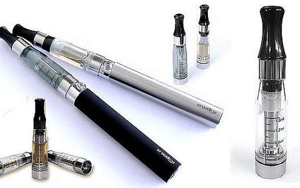 349 Kč za Elektronickou cigaretu eGo-CE4 + 1100mAh v dárkovém balení. Získejte nejluxusnější elektronickou cigaretu na trhu, novinka roku 2012