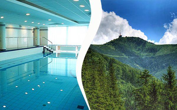 3 dny v luxusním wellness hotelu v Beskydech