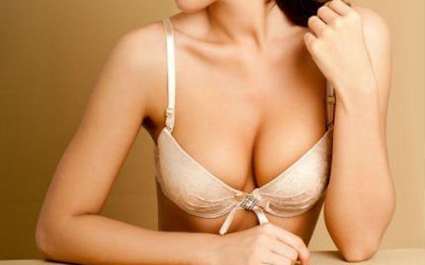 Zpevnění prsou podtlakovou masáží! Viditelné již po prvním ošetření! Zapomeňte na bolestivé implantáty!