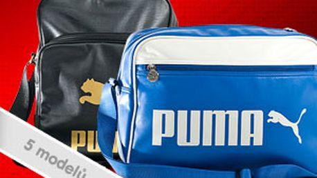 Tašky a brašny PUMA – poštovné je v ceně! 5 modelů