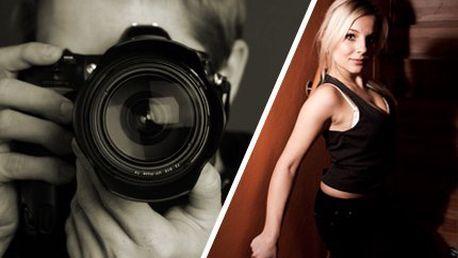 Fotograf u vás doma! Nechte se vyfotit profesionálním fotografem v pohodlí vašeho domova!