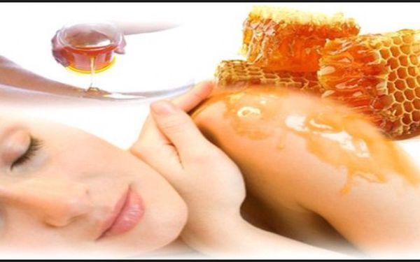 Medová či čínská masáž v nadstandardní délce 90m.