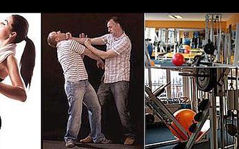 39 Kč za jednorázový vstup do fitness! Protáhněte svaly na špičkových posilovacích strojích v rodinném fitness na metru Flóra. Dejte si pořádně do těla!