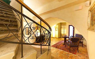 Třídenní pobyt ve stylovém hotelu Krčínův dům!