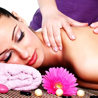 Anticelulitidní a relaxační masáže – výběr ze 4 druhů masáží – každá za stejnou cenu