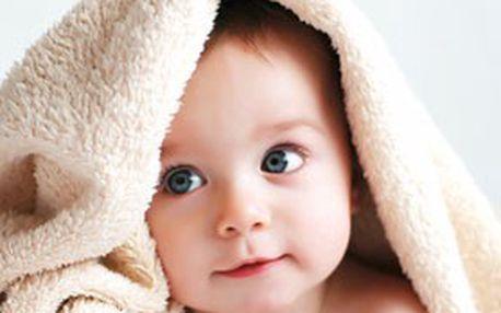 Hřejivá DEKA EVAMA z česaného fleecu ve smetanové barvě NEBO dětská dvojitá deka v růžovo-bílé barvě! Kvalitní ČESKÁ VÝROBA