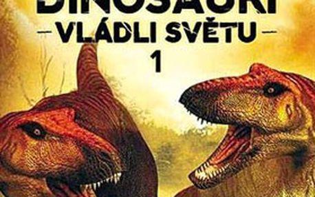 Edice 5 DVD – Když dinosauři vládli světu! ZTRACENÝ SVĚT obrů, které žádný člověk nikdy nespatřil