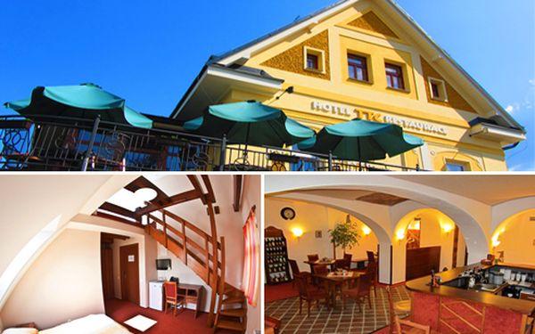 Užijte si 3 dny s polopenzí v krásném hotelu TTC ve Vrchlabí pro 2 osoby za 2580 Kč. Ubytování zahrnuje 2 noci pro 2 osoby, denně snídaně formou švédských stolů, tříchodové večeře, 1x odpolední káva a dezert, WiFi připojení a parkování zdarma. Záruka nejnižší ceny!