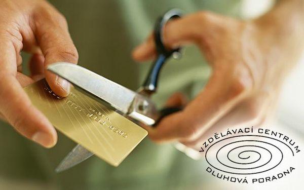 Dluhová poradna - konzultace