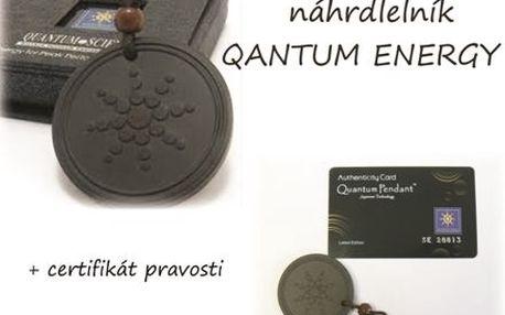 Sleva na náhrdelník QUANTUM ENERGY, nyní pouze za ...