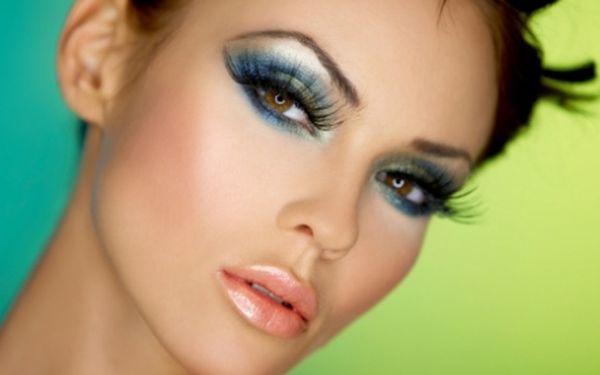 TRVALÁ NA ŘASY za neskutečnou cenu!! Moderní metoda s barvením a výživným balzámem přímo u metra Chodov! Pořiďte si dokonalý look bez starostí!! Každé ráno dokonalý vzhled bez řasenky!