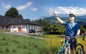 Krásný pobyt na Šumavě pro 2 na 3-4 dny v penzionu na samotě